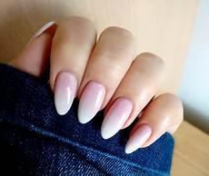 Nägel Sommer 2017 - babyboomer nails bellashoot