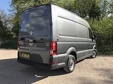 Vw Crafter Trendline Cr35 Mwb 2 0 Tdi Review Business Vans