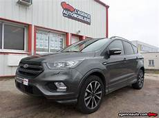 ford kuga essence ford kuga 1 5 ecoboost 150ch st line occasion troyes pas