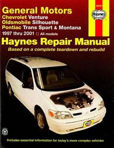 what is the best auto repair manual 1997 eagle talon head up display haynes gm chevrolet venture oldsmobile silhouette pontiac trans sport montana 1997 2001 auto