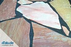 Polygonalplatten Verlegen Wand - polygonalplatten selbst verlegen und verfugen so geht s