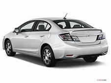 2015 Honda Civic Hybrid Interior  US News & World Report