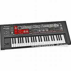 Roland Sh 201 Synthesizer Sh 201 B H Photo