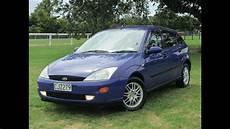 2000 Ford Focus Ghia Auto Hatch No Reserve Cash4cars
