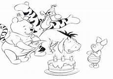 Winnie Puuh Geburtstag Ausmalbilder Malvorlagen Kostenlos Winni Puh Kostenlose Malvorlagen Ideen