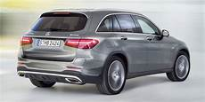 Mercedes Glc Unveiled The Suv Sweet Spot Paul