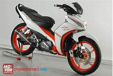 Modifikasi Motor Jupiter Z1 by Modifikasi Yamaha New Jupiter Z1 Barsaxx Speed Concept