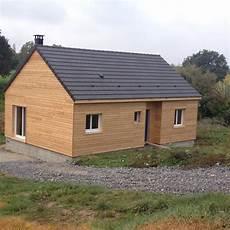 Maison Ossature Bois Construire Sa Maison Pas Cher