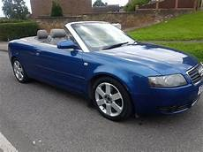 old car repair manuals 1997 audi cabriolet electronic throttle control 2003 audi a4 1 8t convertible blue manual 105k in nottingham nottinghamshire gumtree