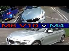 Bmw M6 V10 V M4 Convertible 0 100 Mph