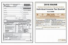 maine state tax forms maine tax forms 2018 printable maine state 1040me form and 1040me instructions