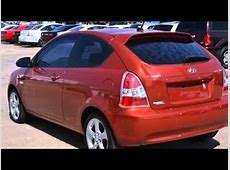 2009 Hyundai Accent Hatchback SE   YouTube