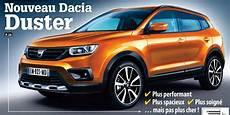 2018 Dacia Duster 2018 Renault Duster Rendering