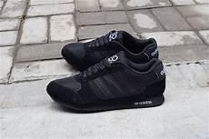 Jual Sepatu Adidas Neo City Racer Hitam Polos Adidas