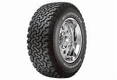 Bfgoodrich All Terrain T A Ko Tires All Terrain Tires