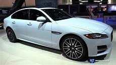 2017 Jaguar Xf R Sport Exterior And Interior Walkaround