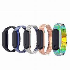 Bakeey Steel Band Replacement by Bakeey Metal Smartwatch Band For Xiaomi Mi Band 3