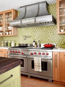 Backsplash Ideas For Kitchen Walls Dreamy Kitchen Backsplashes Hgtv