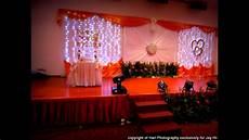 indian wedding reception youtube