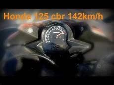 Nouvelle Vitesse Max New Top Speed Honda Cbr 125 R
