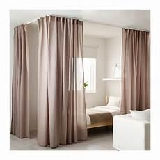 gardinen als raumteiler vidga corner room divider ikea