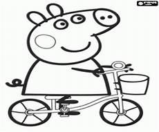 Peppa Wutz Ausmalbilder Fahrrad Ausmalbilder Zum Drucken Peppa Wutz Kinder Zeichnen Und