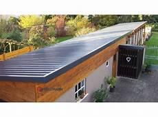 gartenhaus dach trapezblech trapezbleche 20 1100 dach stahl trapezblech dach profil 20 1100 st 228 rke 0 75 mm in vielen
