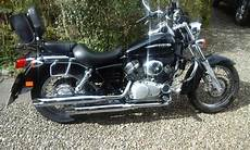 honda shadow 125 tipps honda vt 125 shadow black 163 1000 of accessories fitted