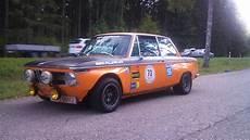 Bmw 2002 Ti Alpina Replica At The Solitude Racetrack South