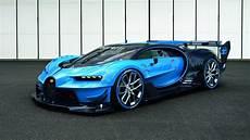 Frankfurt Motor Show Bugatti Vision Gran Turismo Concept