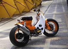 Cub Honda Grand by Honda Astrea Grand 93 Batu Bobber Malayas Cub