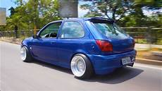Ford Mk5 Stanced Euromove