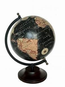 mg d 233 cor globe terrestre avec oc 233 ans noirs et support en