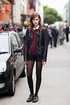 Style Rock N Roll Femme