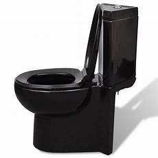 Keramik Wc Toilette Ecke Schwarz My Shop24 Ch