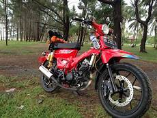 Modifikasi Honda Sonic by 4 Contoh Modifikasi Honda Sonic 150r