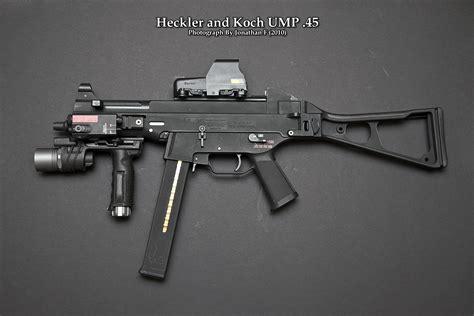 Custom Ump 45