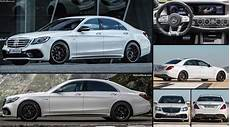 Mercedes S63 Amg 2018 Pictures Information Specs