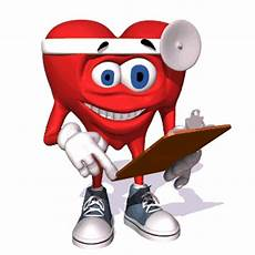 Heart Doctor Checking