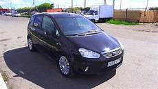 2008 Ford C Max Ghia Start Up Engine And In Depth Tour