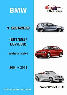 what is the best auto repair manual 2004 cadillac escalade ext on board diagnostic system bmw 1 series car owners manual 2004 2013 model without idrive