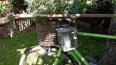 Gartendeko Bepflanztes Fahrrad Deko Mal Anders Altes