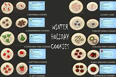 mod the sims winter cookies