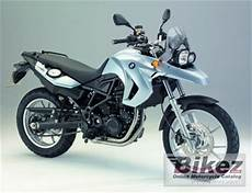 2008 bmw f 650 gs specifications and pictures