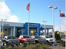 Chevy Dealer Near San Antonio   Gunn Chevrolet