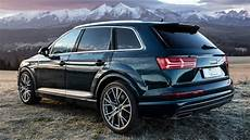 2018 audi q7 50tdi quattro climbing the tatra mountains galaxy blue performance wheels etc