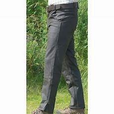 ducatillon pantalon de chasse en cuir de buffle verney