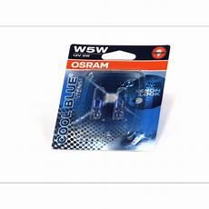 żar 243 wka pomocnicza w5w osram cool blue blister