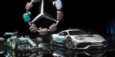 Verkehr Der Iaa Mercedes Amg Project One Mit Mehr