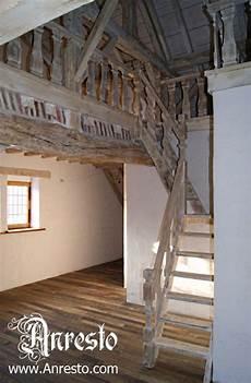 antiek trapwerk te koop vakwerkhuis anresto